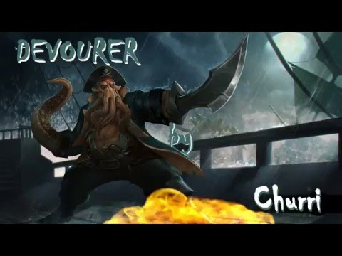 Heroes Of Newerth Devourer Pro Hooks By Churri Vol 21