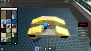 Roblox Build To Survive Monsters - How To Build A Drivable Car/Tank ect.