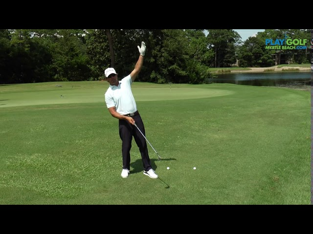Tip Tuesday | How to Hit a Soft Flop Shot