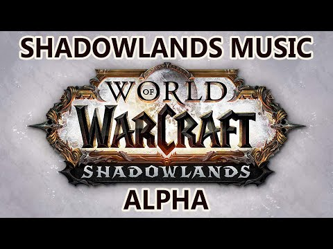 Shadowlands Music - New Music From Alpha Released!