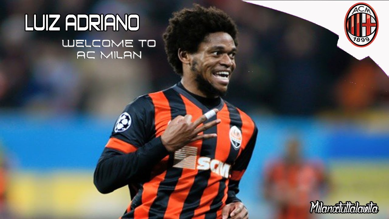 Luiz Adriano Goals Skills Assists