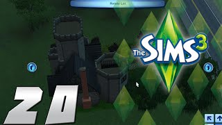Sims 3 Ep.20- Making a House