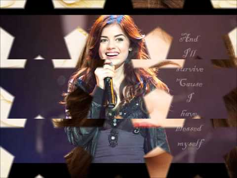 an interpretation of bless myself a song by lucy hale Her vocals on her songs, run this town, make you believe, and bless myself were incredible i had no idea until this movie that she was such an incredibly talented singer i can't tell you how many times i have listened to this soundtrack.