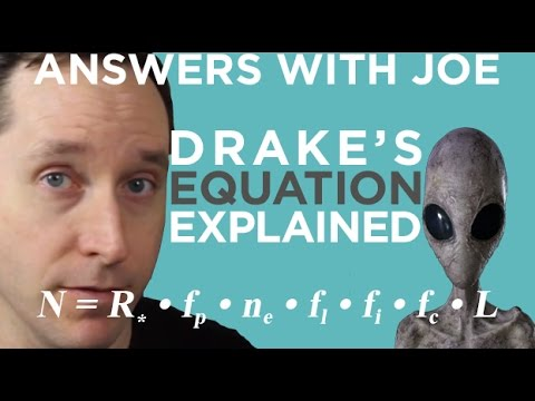 Drake's Equation - A Deep Dive | Answers With Joe