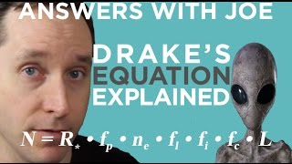 Drake's Equation - A Deep Dive | Answers With Joe