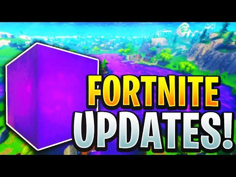 FORTNITE CUBE VOLCANO EVENT HAPPENING SOON! Loot Lake Watching! Fortnite