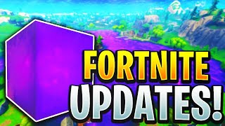 🔴FORTNITE CUBE VOLCANO EVENT IS HAPPENING SOON! Part #2 Loot Lake Watching! (Fortnite)
