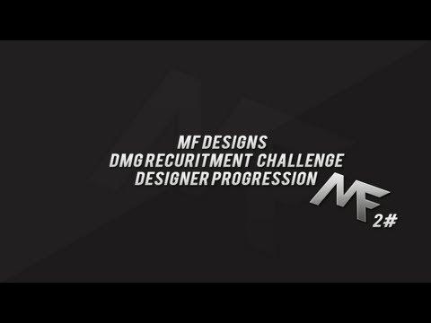 DMG Recruitment Challenge Designer Progression    By MFD