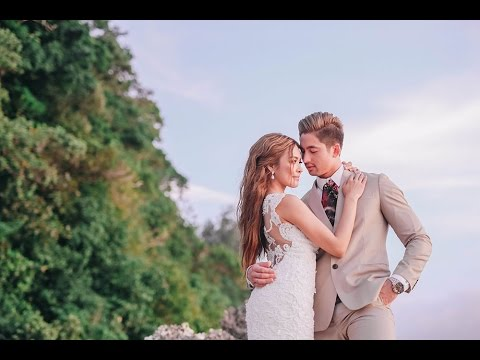 Valerie Bangs Garcia and Lloydi Birchmore BORACAY On Site Wedding Film by Nice Print Photography