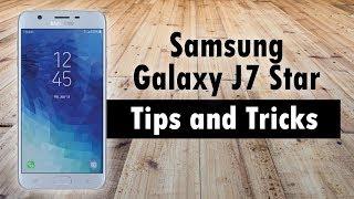 Samsung Galaxy J7 Star Tips and Tricks