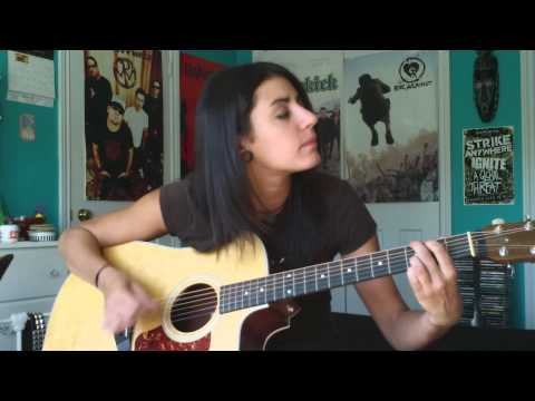 Flogging Molly -If I Ever Leave This World Alive (Acoustic Cover)