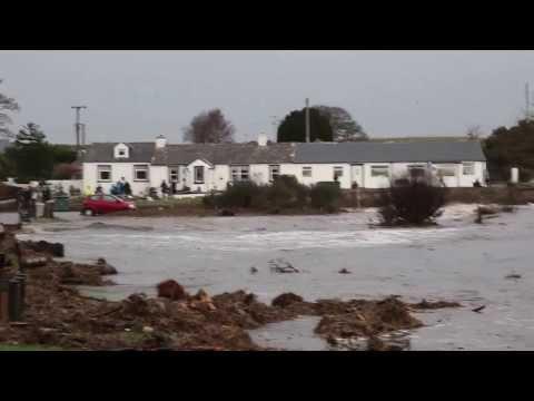 Solway storm flood surge - DNG24