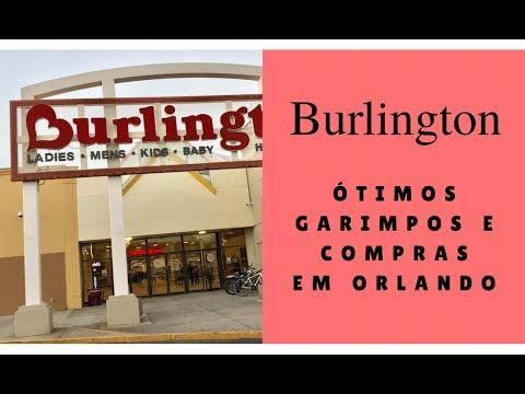 LOJA BURLINGTON, ÓTIMO GARIMPO EM ORLANDO.