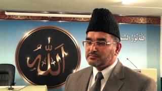 Interview with Maulana Shamshad Ahmad Qamar - Jalsa Salana Sweden 2014