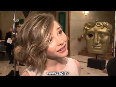 Chloë Grace Moretz - 'BAFTA Children's Awards' Interview - 2010-11-28 - Part 1