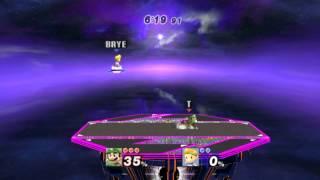 Project M 3.02  - Dr. Yogi (Mario) vs Chaser (Lucas)