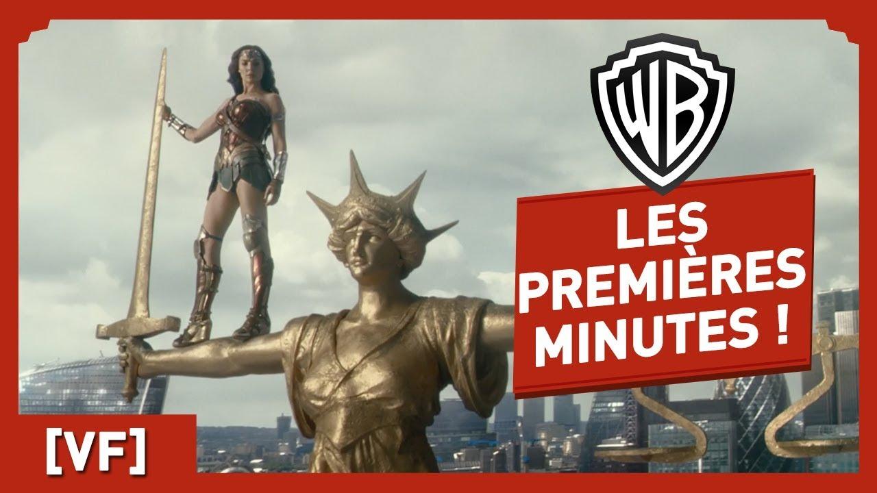 Justice League - Découvrez les premières minutes du film !