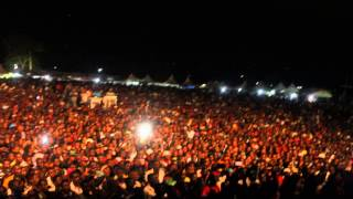 Hivi ndivyo ambavyo tulimuenzi Ngwair kwenye stage ya Serengeti Fiesta 2014 Bukoba