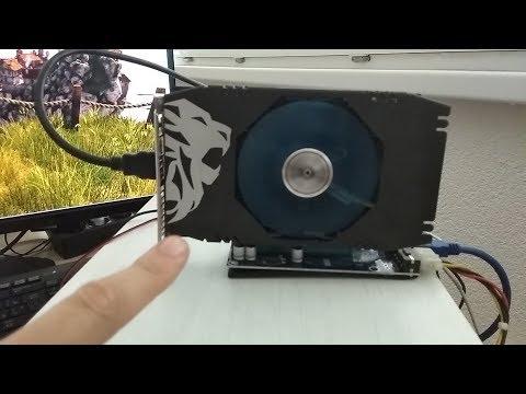 Ремонт RX560 4 GB Вернул к жизни полутруп
