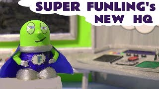 Funny Funlings New Hq For Super Funling With Tom Moss Thomas Train And Frozen Elsa Tt4u
