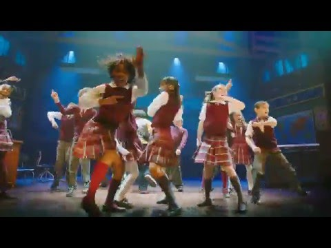 School of Rock the Musical | West End Trailer