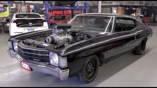 How To Build A Chevelle In A Day - Hot Rod Unlimited Episode 2