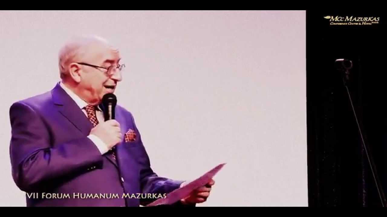 XVII Forum Humanum Mazurkas - Andrzej Bartkowski -