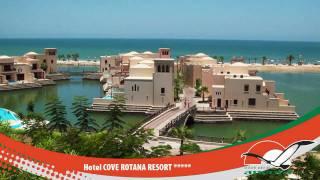 Hotel COVE ROTANA RESORT - RAS AL KHAIMAH - UNITED ARAB EMIRATES
