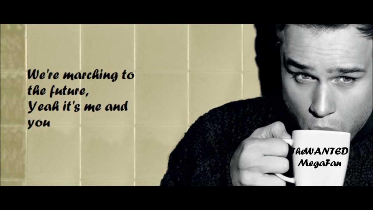 Olly Murs~ Army of Two Lyrics
