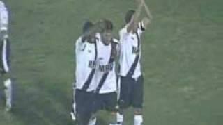 07/05/2008 - Vasco 5 x 1 Corinthians (AL) - Copa do Brasil