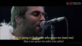 Baixar Oasis - Wonderwall (Sub Español + Lyrics)