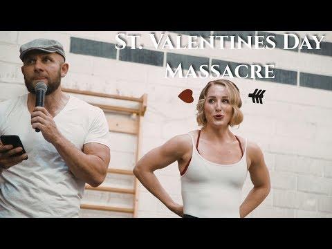 St Valentines Day Massacre 2018 - Paradiso CrossFit