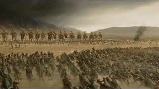 Мумаки вступают в бой  ✄ Властелин колец: Возвращение Короля  2003