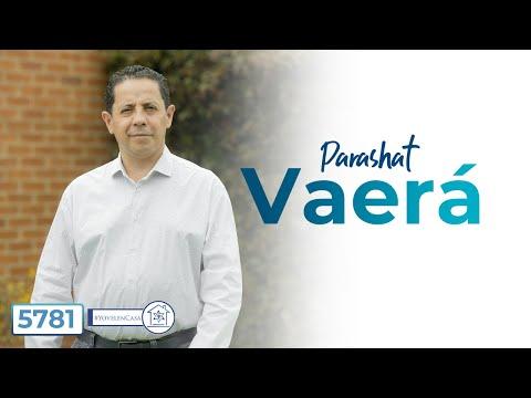 Parashat #Vaerá 5781
