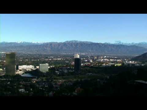 san fernando valley skyline HD