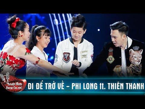 Bản sao nhí Soobin Hoàng Sơn khoe giọng cực chuẩn với hit triệu views Đi Để Trở Về | TDSCN #4