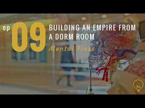 Millennovator Podcast 09: Building a 7-Figure Mental Floss Empire From a Dorm Room