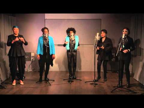 Sweet Honey in the Rock performs