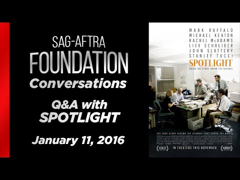 Conversations with SPOTLIGHT (in LA)