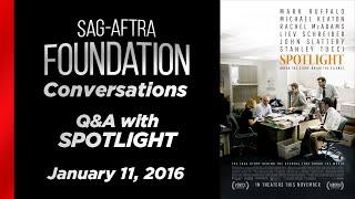 Conversations with SPOTLIGHT (in LA)