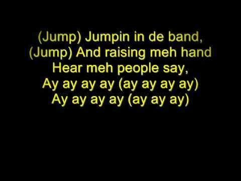 Rupee- Jump (Lyrics)