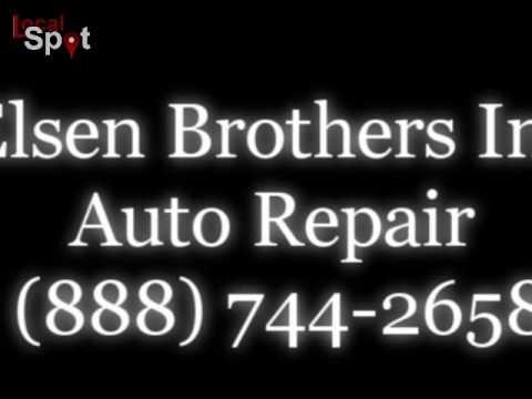 Elsen Brothers Inc Auto Repair | Auto...