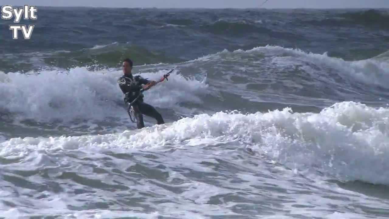 Kitesurfen Vor Sylt Wichtige Tipps Fur Anfanger Von Unserem Wassersportexperten
