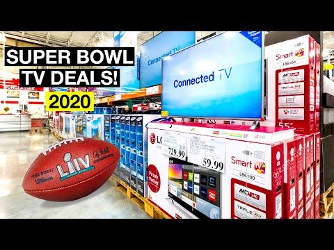 Best Super Bowl 4K TV Deals of 2020 - Better than Black Friday!? (PART 2)