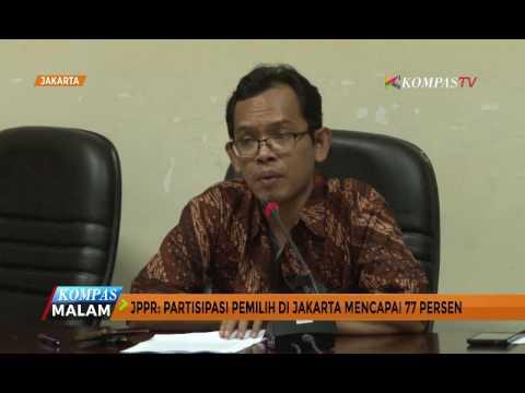 JPPR: Partisipasi Pemilih di Jakarta Mencapai 77% Mp3
