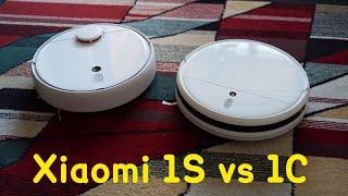 Xiaomi MIJIA 1C vs Xiaomi MIJIA 1S? Best Robot Vacuum Cleaner REUPLOAD