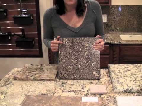 Countertop Materials Show and Tell