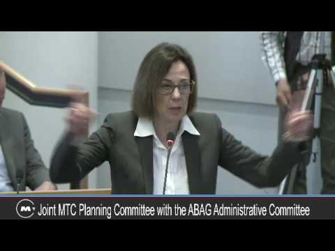 ABAG-MTC Joint Committee Meeting -Merger Implimentation Plan - May 27, 2016 -  375 Beale St. SF