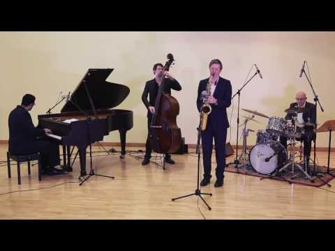 "Jazz Band Hire - The Classic Jazz Band - Quartet performs ""Bye, Bye Blackbird"""
