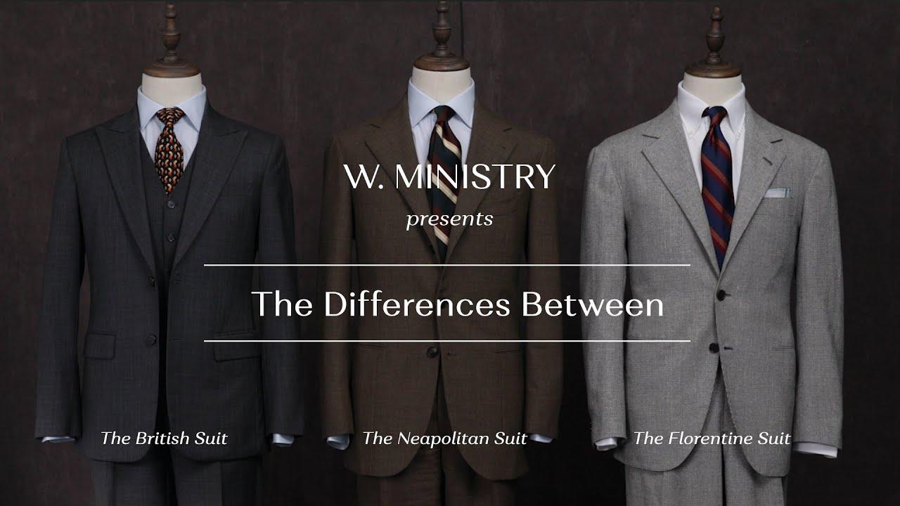 ความแตกต่างระหว่างสูทอังกฤษกับสูทอิตาเลี่ยน โดยกูรูด้าน Classic Menwear จาก The Decorum